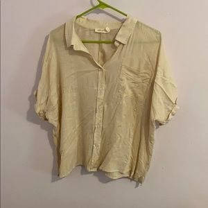 """""""I'll be there"""" Mint Julep top"""